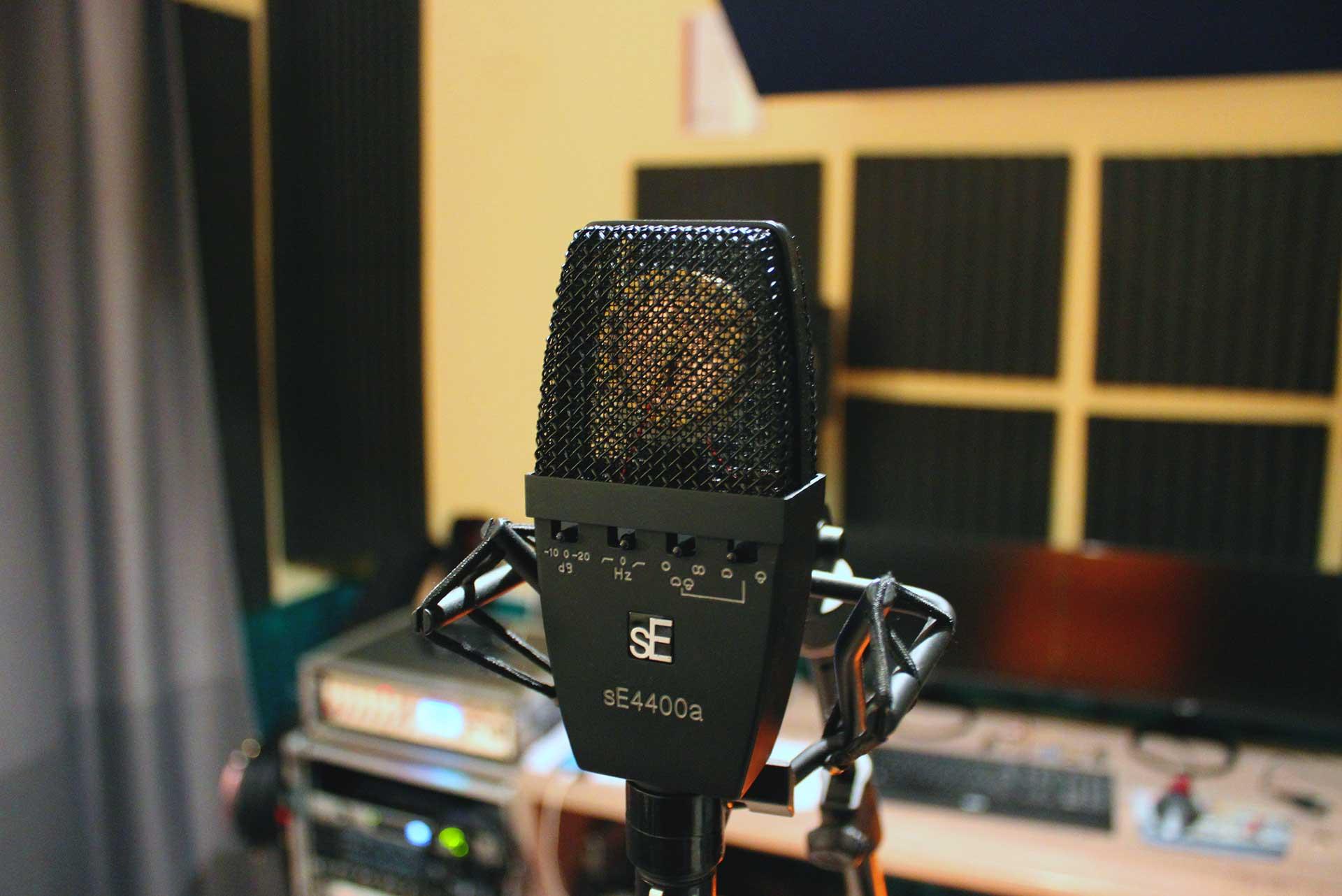 studio registrazione mix mastering davide penna audiorizon